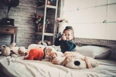Βοηθήστε το παιδί σας να νιώθει άνετα μέσα στο σπίτι