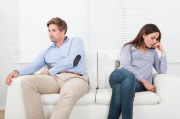 Πώς οδηγείται ένα ζευγάρι στο διαζύγιο;
