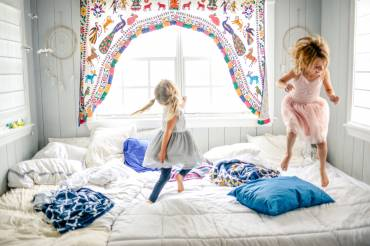 Γιατί τα παιδιά χρειάζονται τόσο πολύ μια «φωλίτσα»;